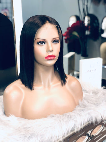 Super Saver Straight wig (blunt bob) (4370822725772)