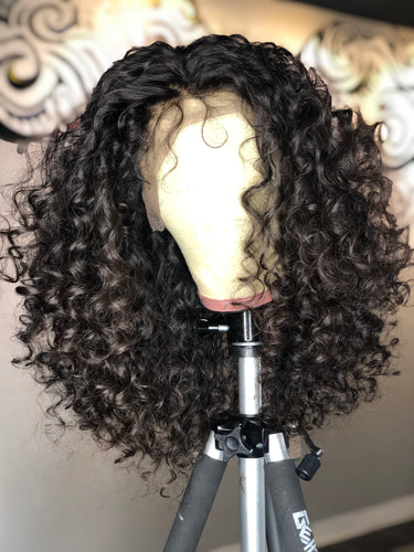 Glamour Girl Frontal Unit (Ripple Deep Wave)
