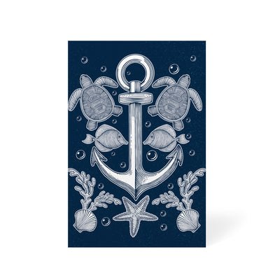 Anchor In The Sea