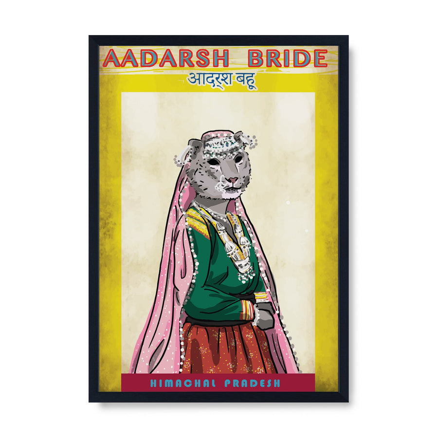 Bride of Himachal Pradesh