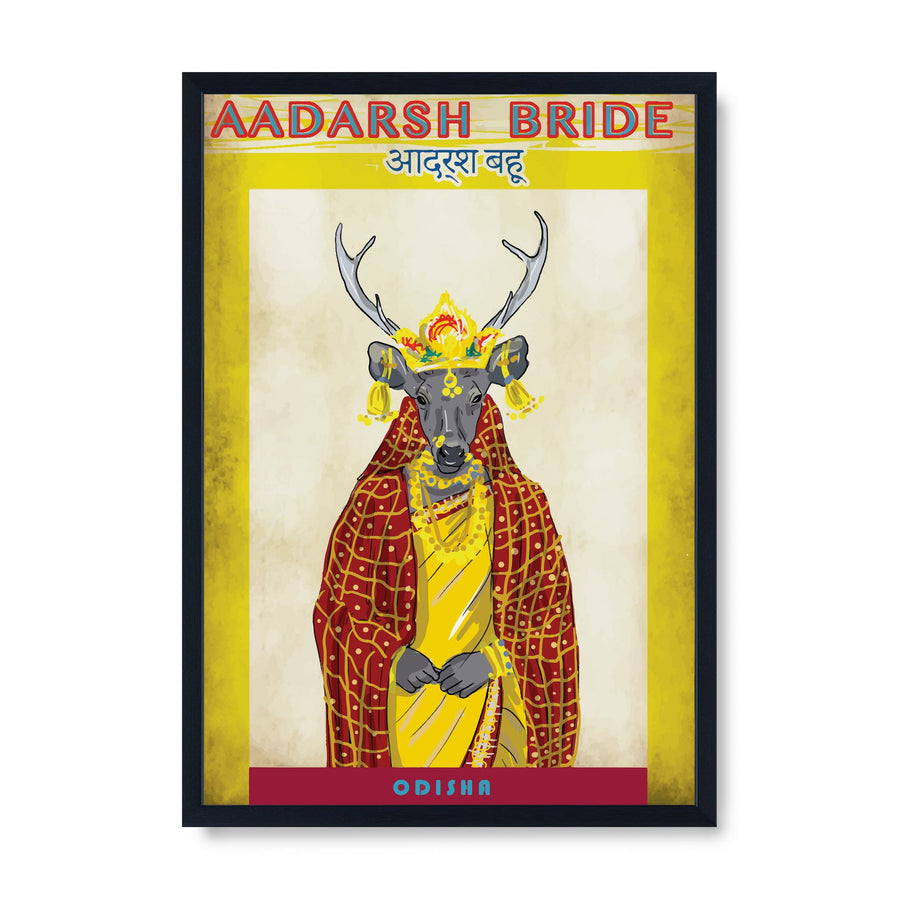 Bride of Odisha