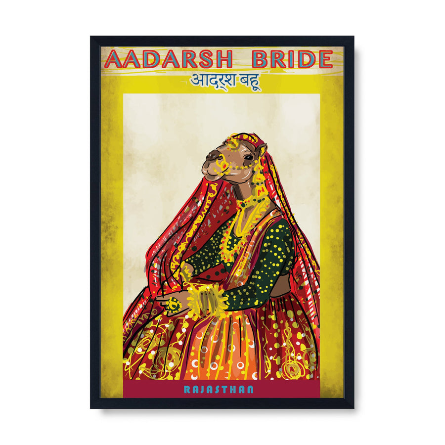 Bride of Rajasthan