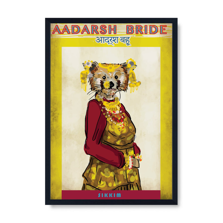 Bride of Sikkim