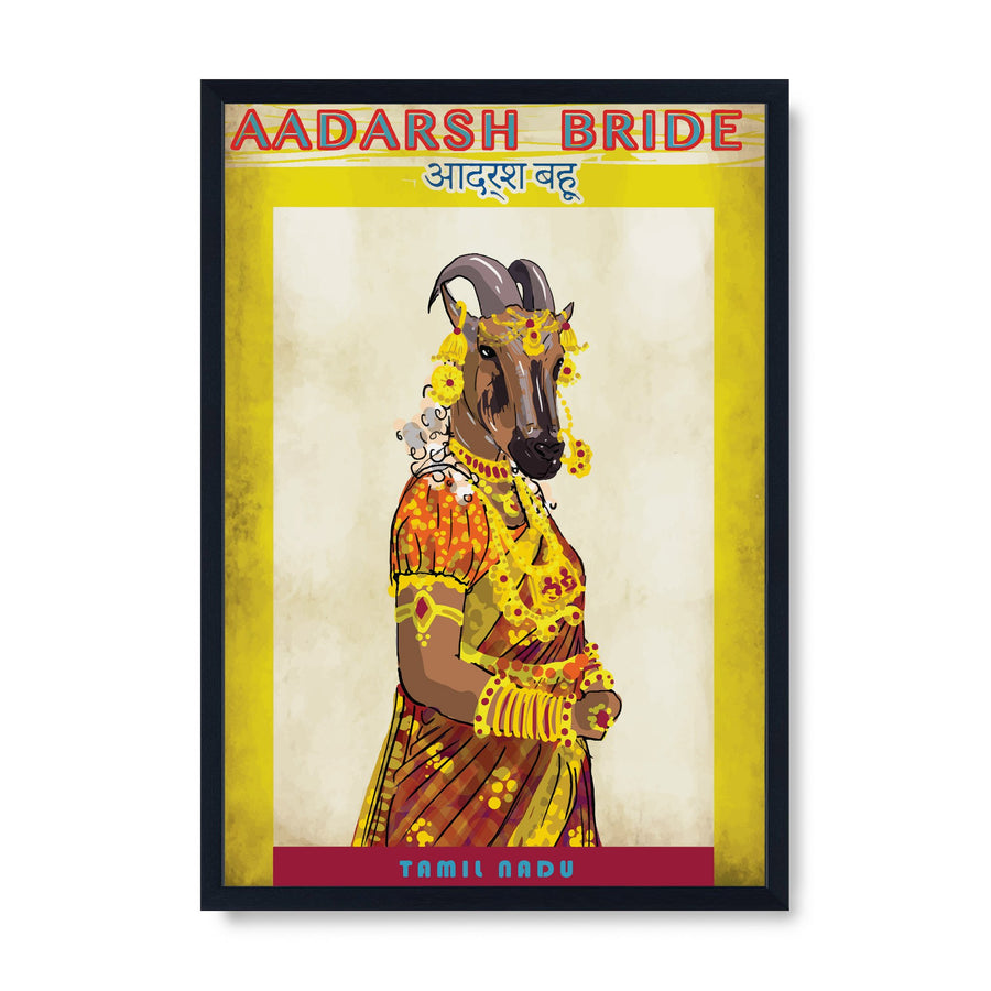 Bride of Tamil Nadu