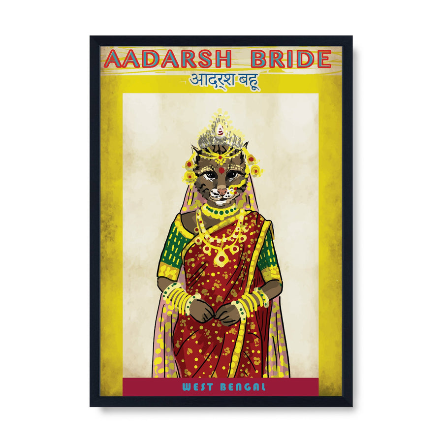 Bride of West Bengal