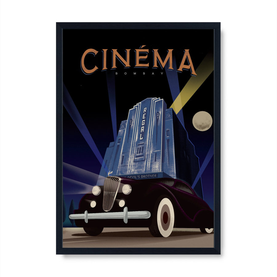 Cinemas of Bombay