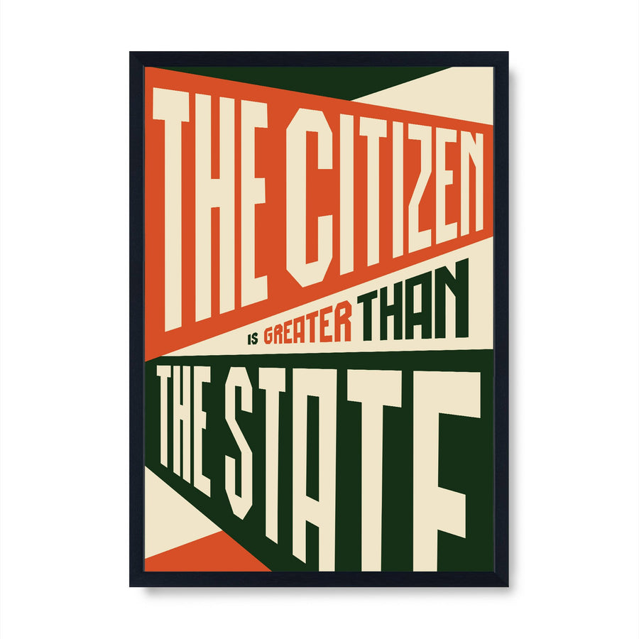 Citizen Vs. State