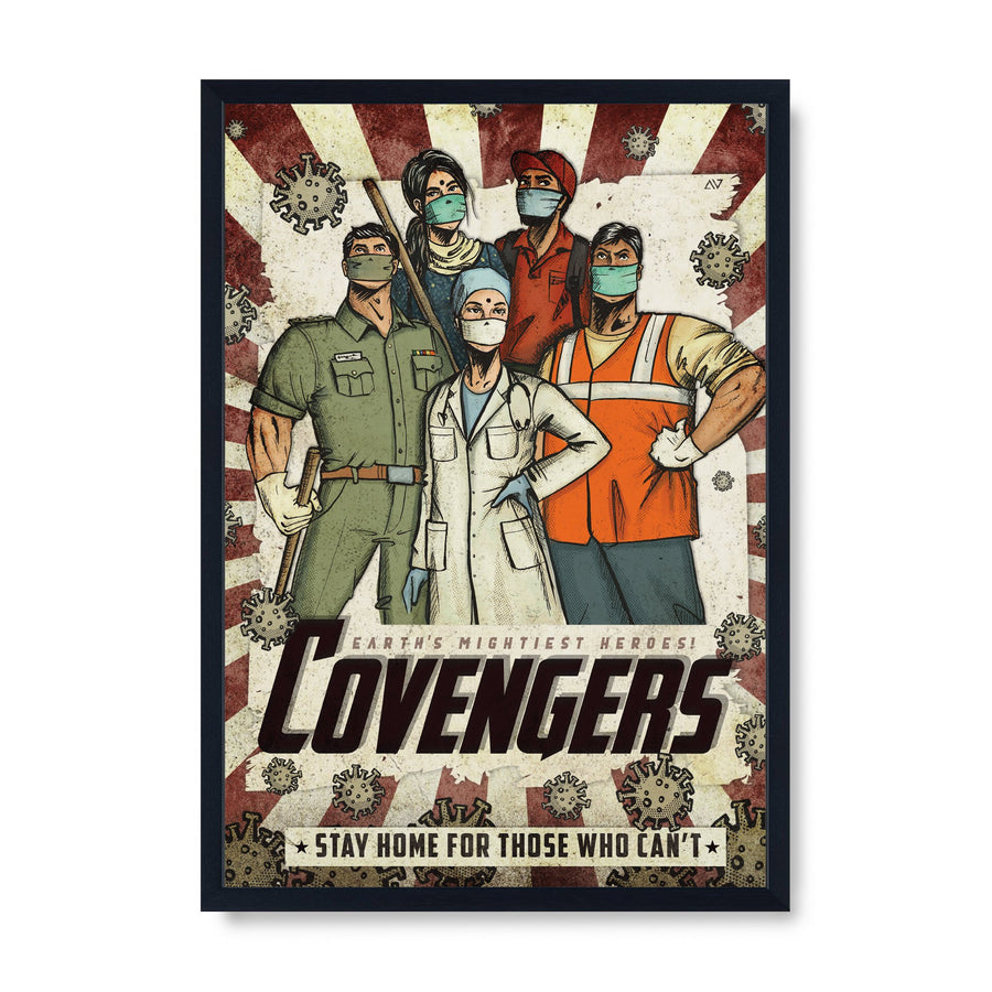 Covengers: Earth's Mightiest Heroes