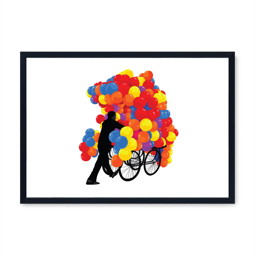Indian Seller - Balloons