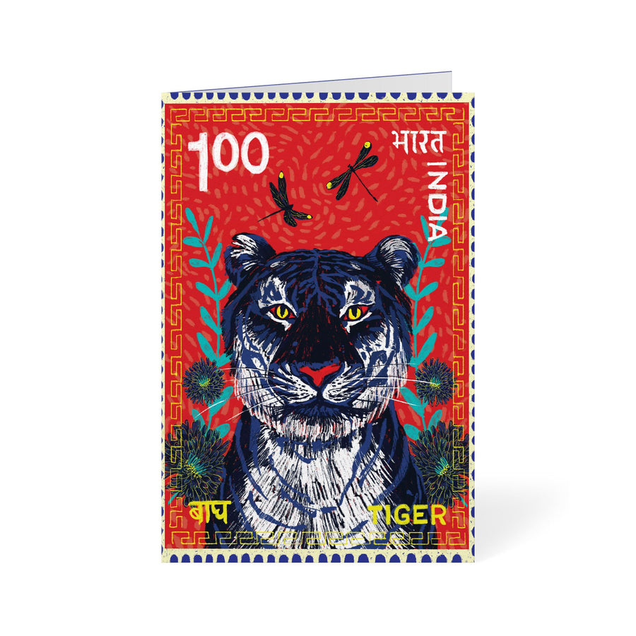 Postage Stamp-Animals