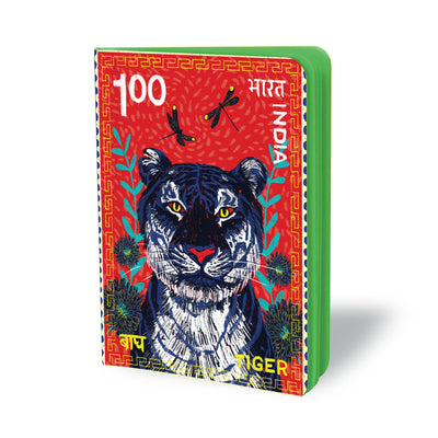 Postage Stamp - Tiger