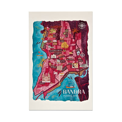 Bandra Map