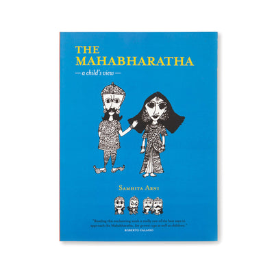 The Mahabharata  A Childs View