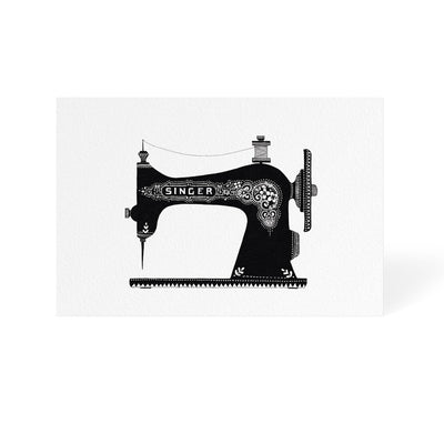 Vintage Series - Sewing Machine