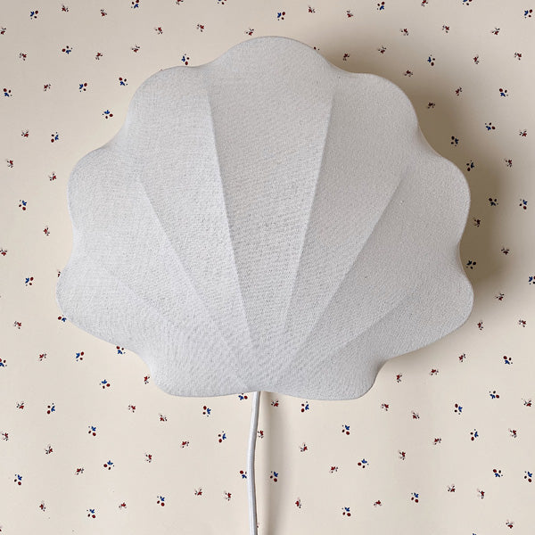 Lampe Applique Coquillage
