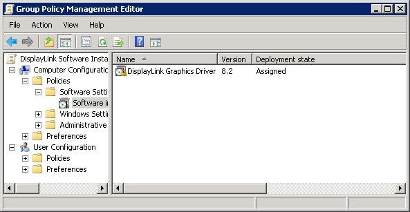 Windows Group Policy and Corporate Installation of the