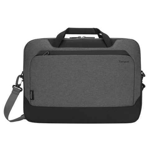 light gray cypress briefcase with ecosmart