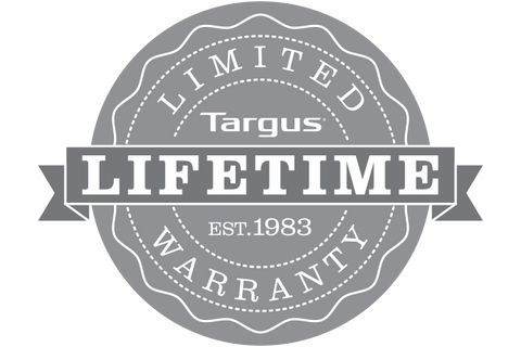 Targus limited lifetime warranty