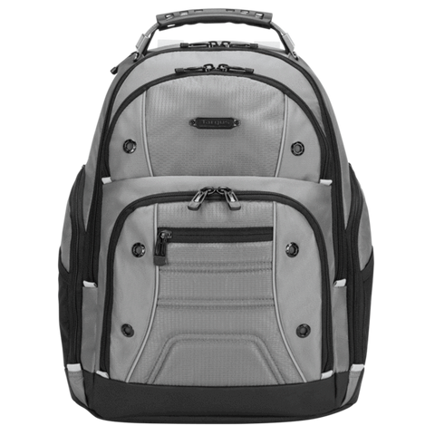 drifter II backpack grey front
