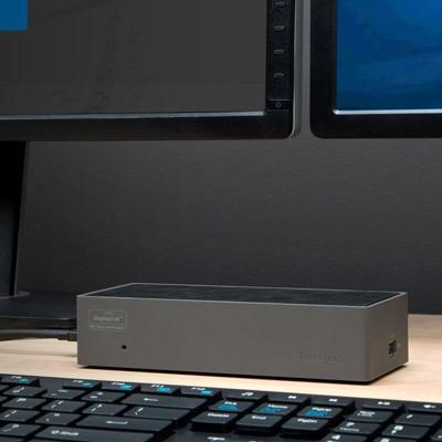 USB-C™ Universal DV4K Docking Station with 100W Power
