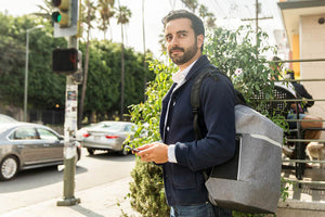 streamline your day citylite pro laptop security backpack