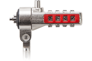 Secure Equipment With Cable Locking