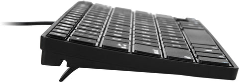 Wired Tablet Keyboard with Micro USB