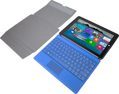 Folio Wrap + Stand for Microsoft Surface 3
