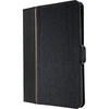 Black VersaVu® Signature 360° Rotating Case for iPad® (2018/2017) (THZ636US) - Front Left Angle