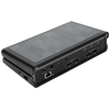 Universal USB 3.0 DV4K Docking Station with Power