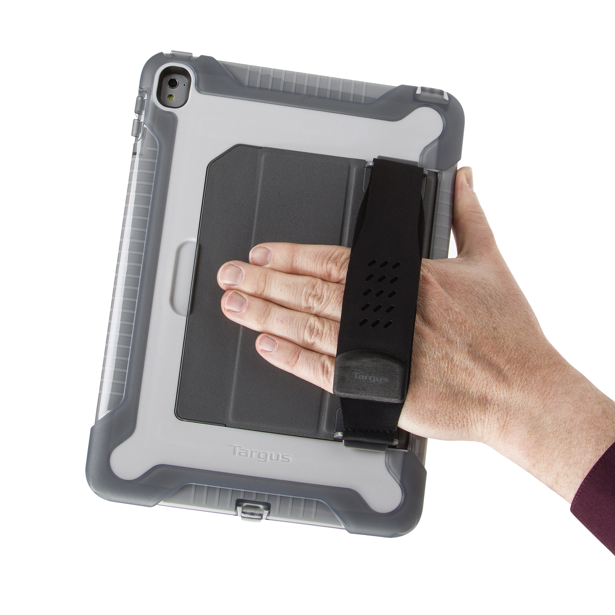 the latest e2513 70b97 SafePort® Rugged Case for iPad® (6th gen./5th gen.), iPad Pro® (9.7-inch),  and iPad Air® 2 (White/Gray)