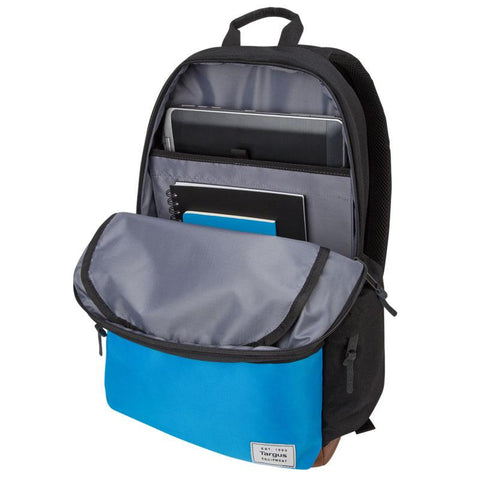 "15.6"" Strata II™ Backpack (Black/Blue) hidden"
