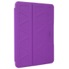 Purple 3D Protection Case for iPad® (2018/2017) (THZ63507GL) - Front Right Angle