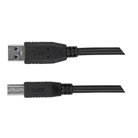 1.8M USB 3.0 A to B Cable