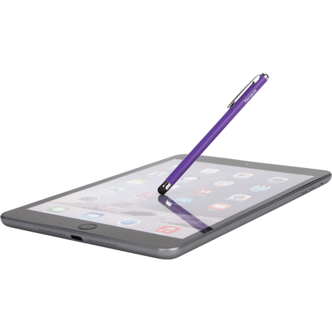 Slim Stylus for Smartphones (Purple) hidden