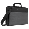 "Plus 13-14"" Chromebook Work-in Case (Black/Gray) - Front Right Angle"