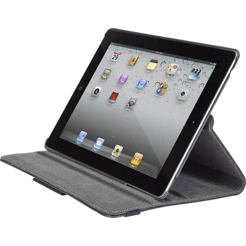 VersaVu™ Rotating Case and Stand for iPad 2/3/4 hidden