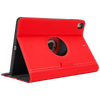 Red VersaVu® Classic for iPad® (6th gen./5th gen.) (THZ63403GL) - In Use Back