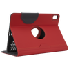 VersaVu® Classic Case for 11-in. iPad Pro® (Red) - In Use Back