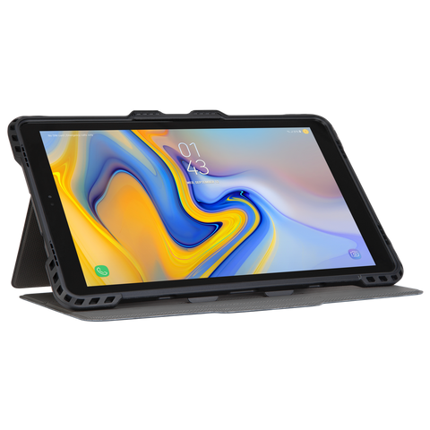 "Pro-Tek™ Rotating Case for Samsung Galaxy Tab A 10.5"" (2018) (Black)"