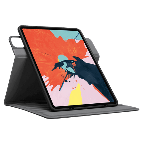 Black VersaVu® Classic Case for iPad Pro® (12.9-inch) 2018  (THZ749GL) - Portrait Viewing hidden