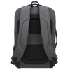 Groove X2 Max 15-inch Laptop Backpack (Charcoal) - Back