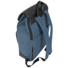 "15"" Newport Drawstring Backpack (Slate Blue)"