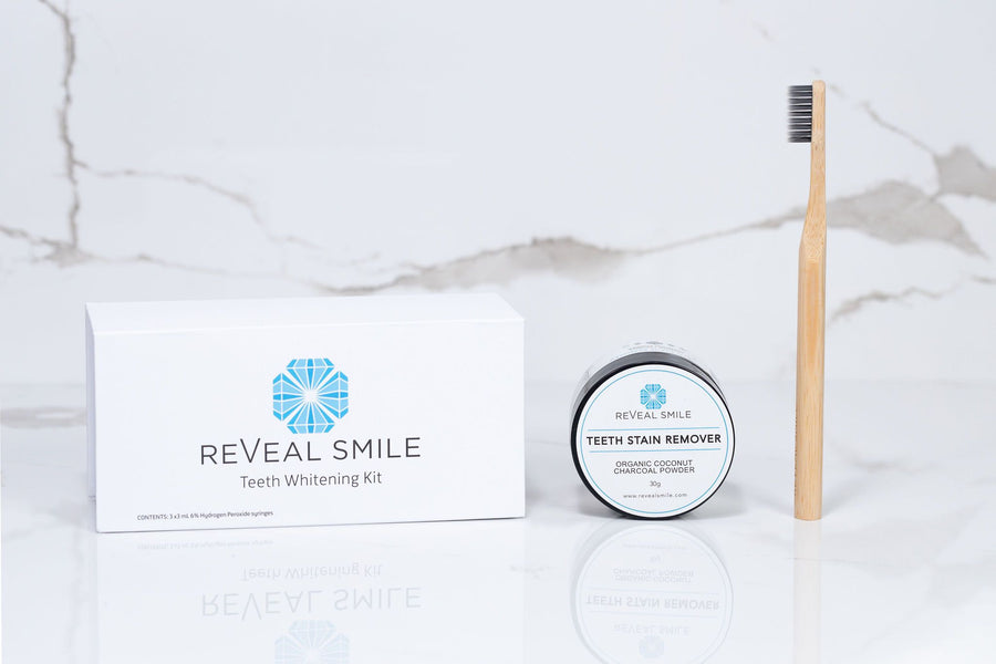 ReVeal Smile Bundle - ReVeal Smile | Home Teeth Whitening Kits & Accessories