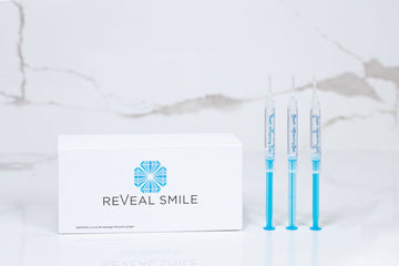 Teeth Whitening Refill Pack (PRE-ORDER) - ReVeal Smile | Home Teeth Whitening Kits & Accessories