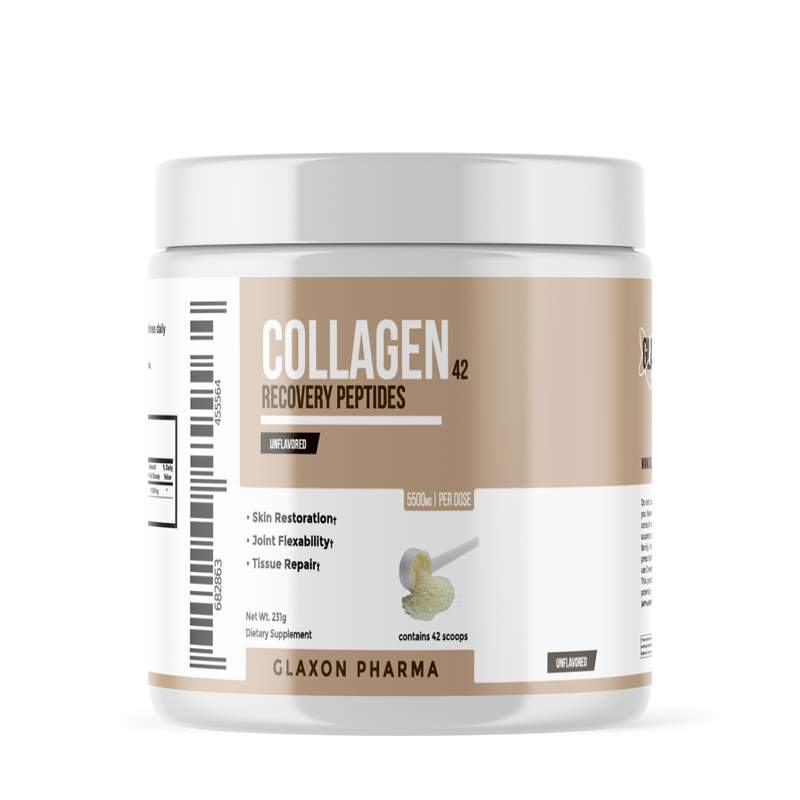 Collagen42 Recovery Peptides