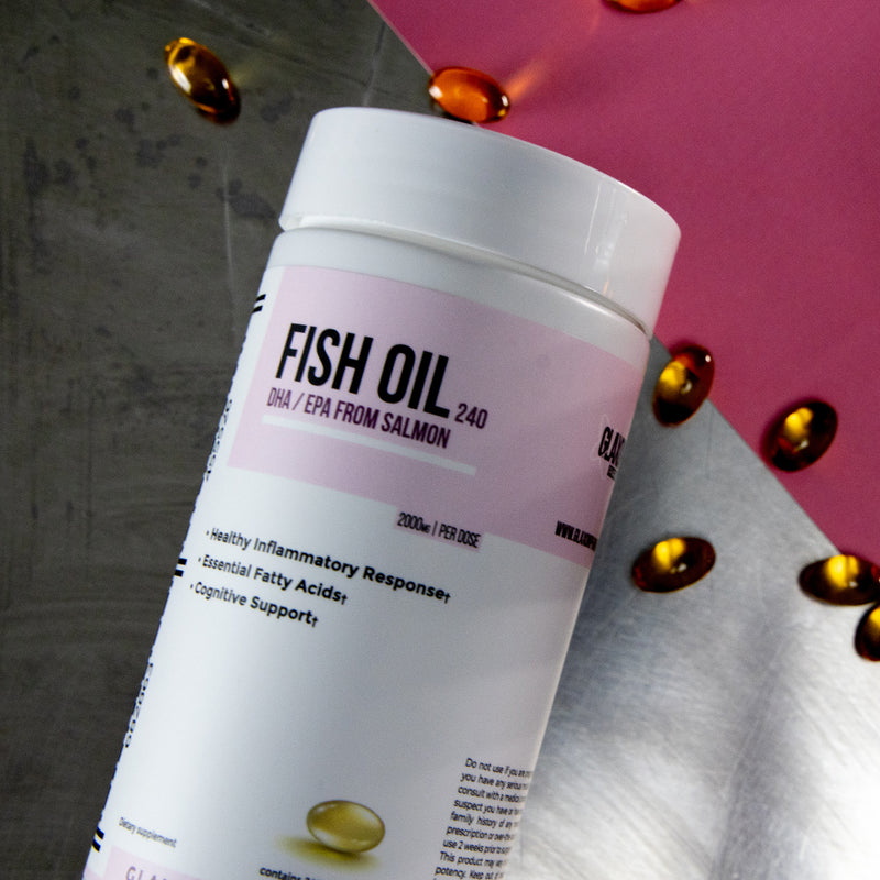 FishOil240 DHA/EPA from Salmon