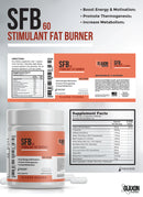 SFB60 Stimulant Fat Burner