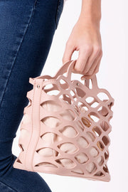 Cut Out Tote Bag