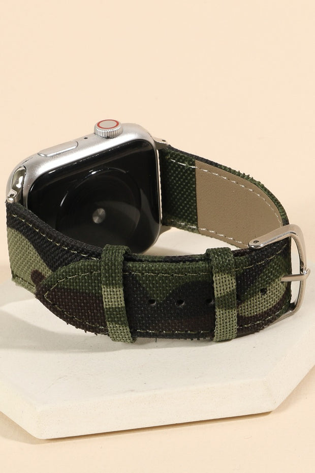 Camouflage Print iWatch Band for 42-44mm 1